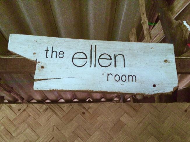 Ellen room